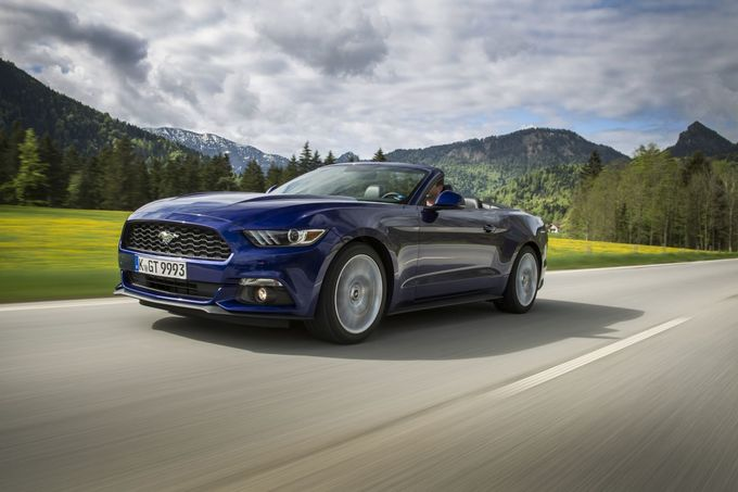 Ford, Mustang, Cabrio, 2017