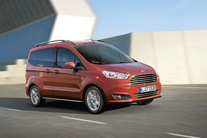 Ford Tourneo Courier 1.5 TDCi 2014