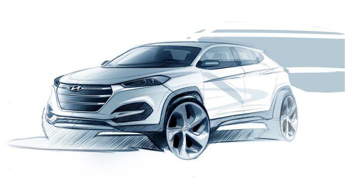 Hyundai Tucson Kompakt-SUV