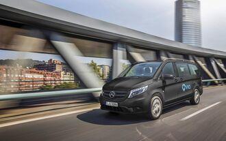 Innovatives On-Demand Ride-Sharing-Angebot startet in Europa: Mercedes-Benz Vans gründet Joint Venture mit US-Startup Via
