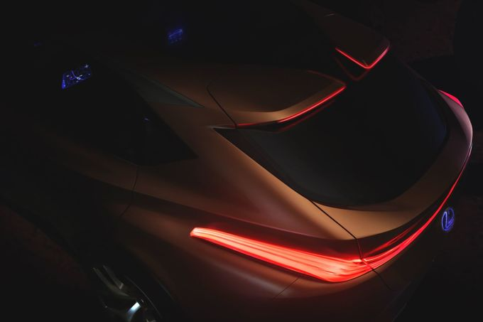 Lexus LF1 Limitless