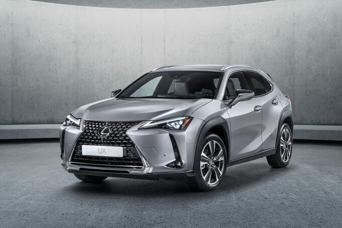 Lexus UX Genf 2018