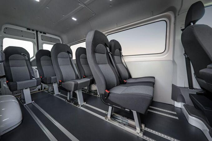 MAN TGE Intercity 2018