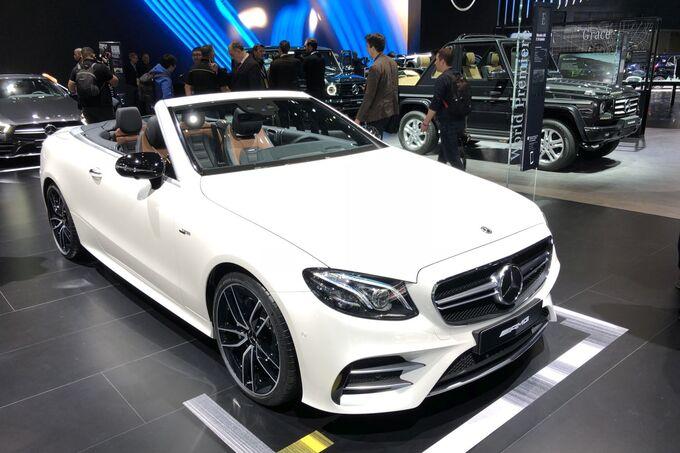 Mercedes-AMG 53er 2018
