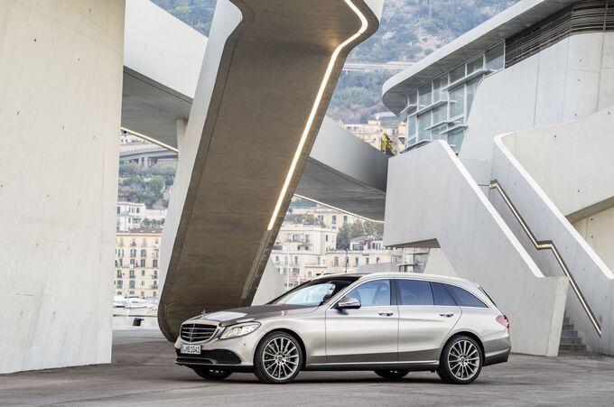 Mercedes-AMG E-Klasse 2018