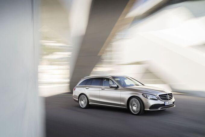 Mercedes-Benz C-Klasse 2018