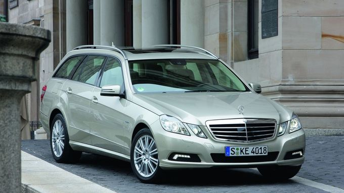 Mercedes Benz E-Klasse