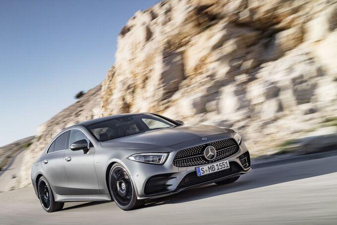 Mercedes CLS 450 4matic 2018