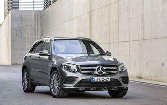 Mercedes GLC 350 e