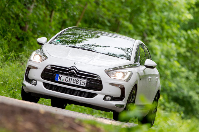 Modellcheck Citroën DS5