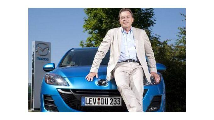 Neuer Chef für Mazda Motors