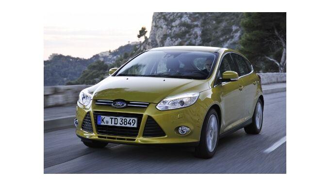 Neuer Ford Focus tritt an