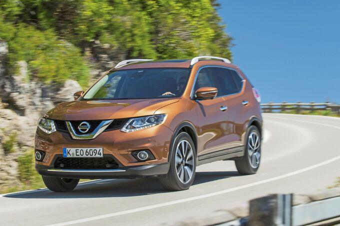 Nissan X-Trail 1.6 DIG-T 2015