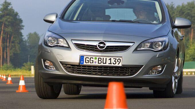 Opel Astra 1.6 SIDI Turbo
