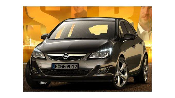 Opel Astra: Elegant, sportlich, erschwinglich