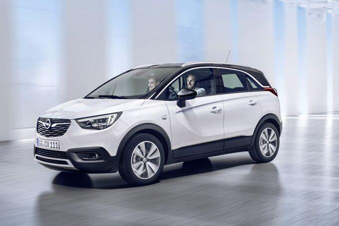 Opel Crossland X 1.6 CDTi 2017