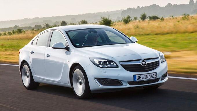 Opel Insignia Fahrbericht