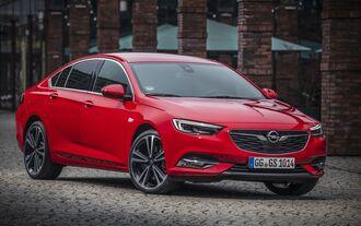 Opel Insignia Nachfolger