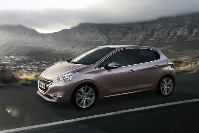 Peugeot neuer 208
