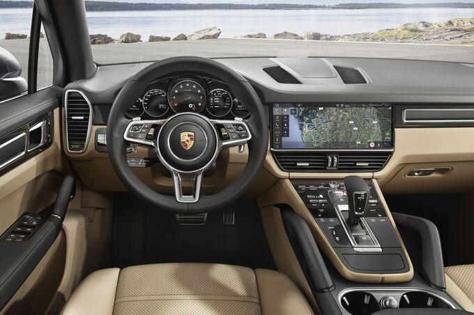 Porsche Cayenne III 2017