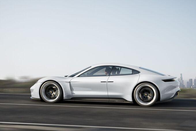 Porsche Mission E 2019