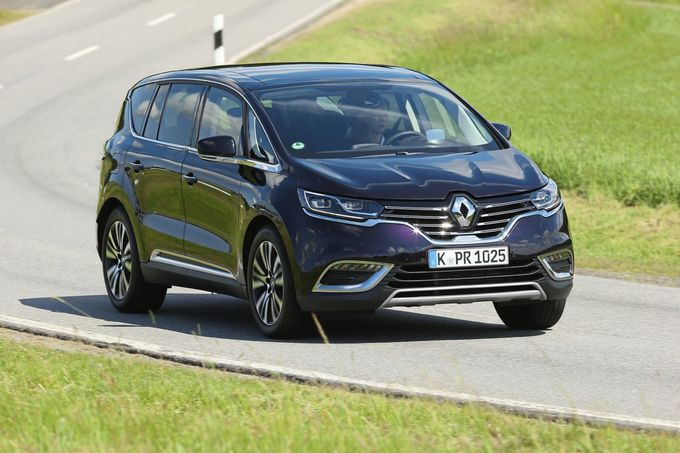 Renault Espace dCi 130 2017