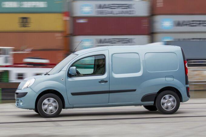 Renault Kangoo Maxi 2013