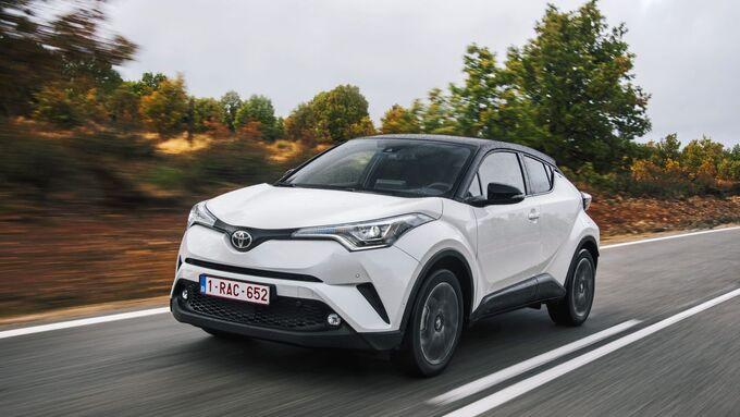 Toyota CH-R 1.8 VVT-i Hybrid 2017