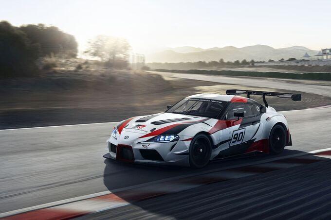 Toyota Supra Racing Concept 2018
