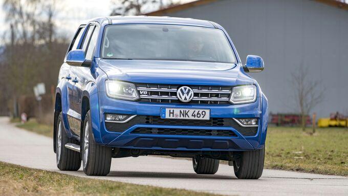 VW Amarok V6 TDI