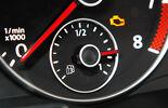 VW Caddy 1.6 Bifuel, Gas, Tankuhr
