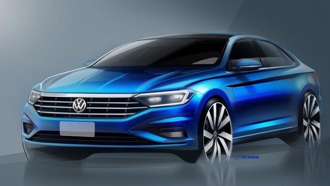 VW Jetta 2018