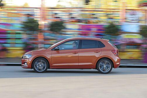 VW Polo 1.0 TSI 2017