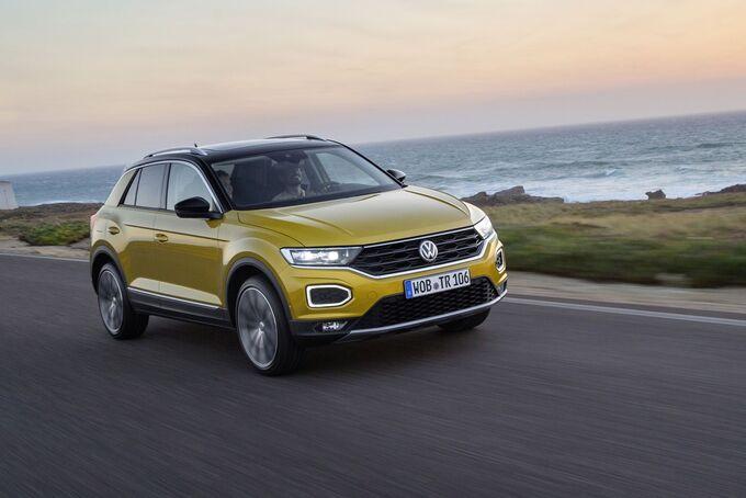 VW T-Roc 2017