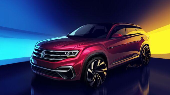 VW T-Roc 2020