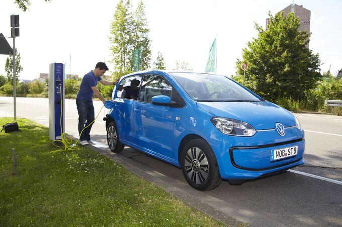 VW e-Up 2016
