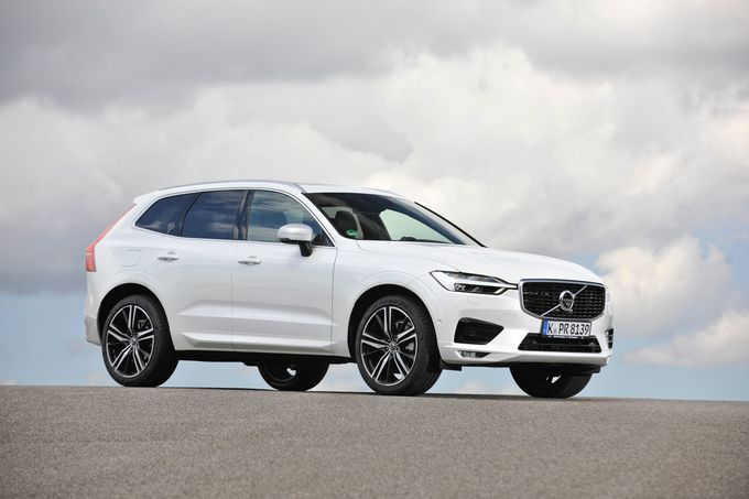 Volvo XC60 T8 Twin Engine AWD 2017