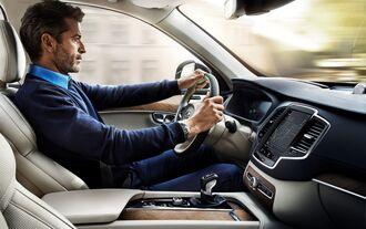 Volvo XC90 MJ 2015 Autofahrer