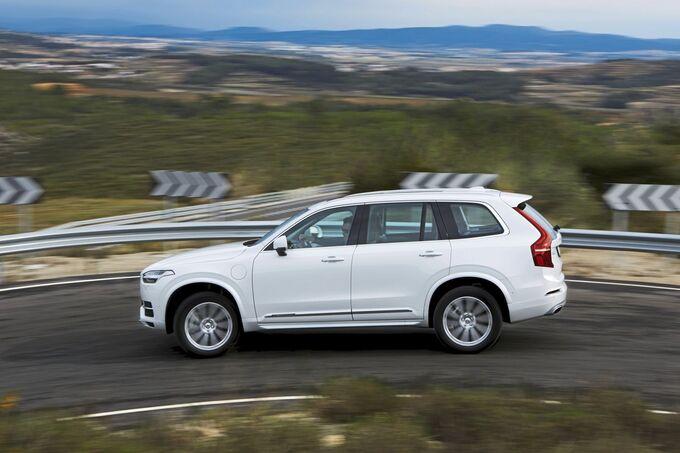 Volvo XC90 T8 AWD 2016