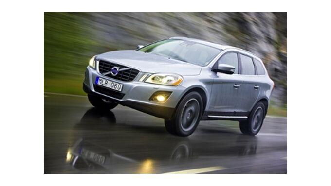 Volvo stellt den XC60 vor