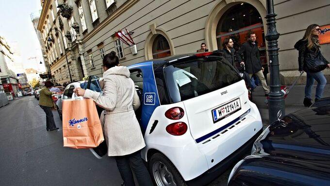 car2ogo, Carsharing, Mobilität, Wien