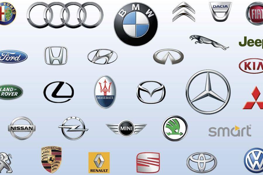 Bildergebnis für automarken