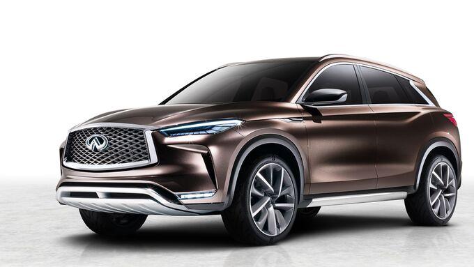 infiniti qx50 concept detroit 2017